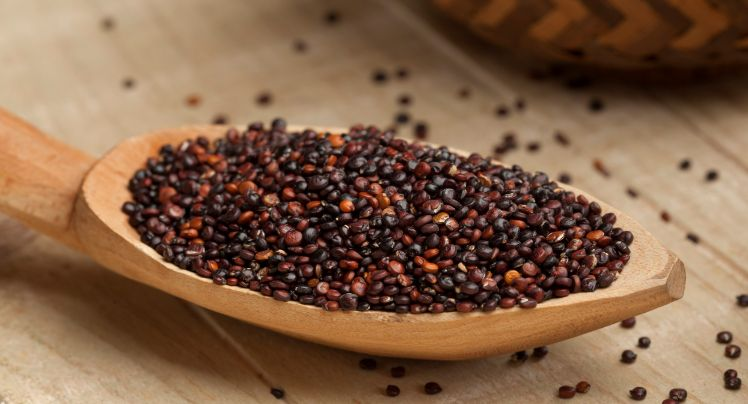 Quinoa semilla negra