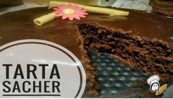 Cómo hacer la tarta Sacher de chocolate con Thermomix