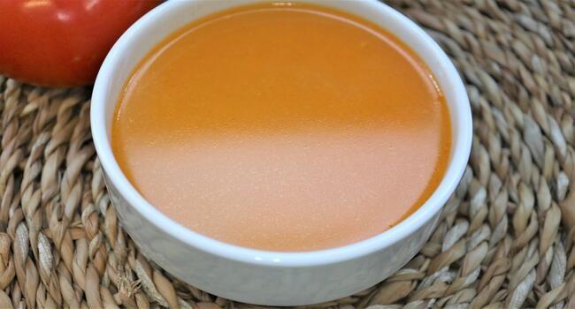 Preparar con THermomix sopa quemagrasa