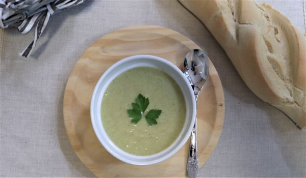 Cómo hacer con Thermomix la crema de brócoli