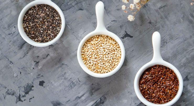 Los distintos tipos de Quinoa